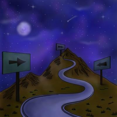 Way | Monica.Baumann | Digital Drawing | PENUP