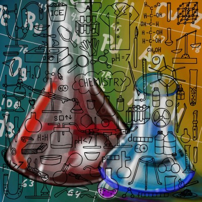 CHEMISTRY  | ramdan1111 | Digital Drawing | PENUP