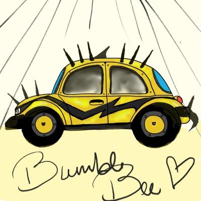 BumbleBee | missdarrian | Digital Drawing | PENUP