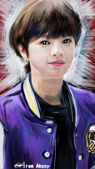 Yoo Jeong-yeon❤️⭐ | IREM.Aksoy | Digital Drawing | PENUP