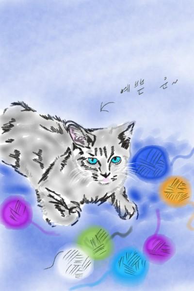 Animal Digital Drawing | ONE | PENUP