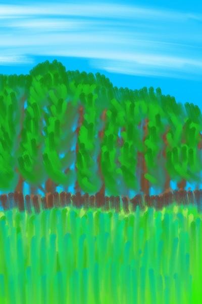 Plant Digital Drawing   Drozd   PENUP