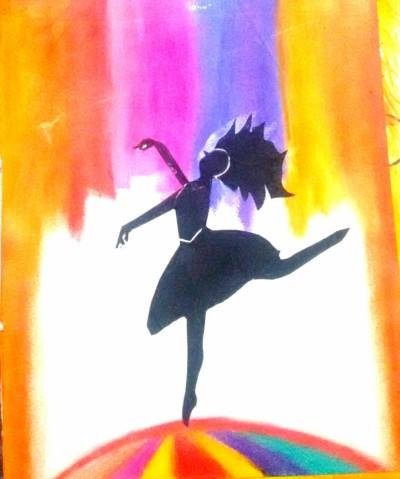 ballet dancer〜(꒪꒳꒪)〜 | shreya | Digital Drawing | PENUP