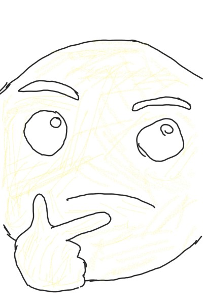 hmm.. I'm boring | Terret_152S | Digital Drawing | PENUP