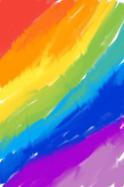 rainbow  | mimi | Digital Drawing | PENUP