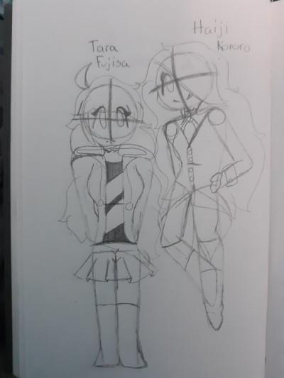 OC Idea   That_One_Weirdo   Digital Drawing   PENUP