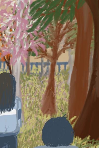 Landscape Digital Drawing | sunhwa | PENUP