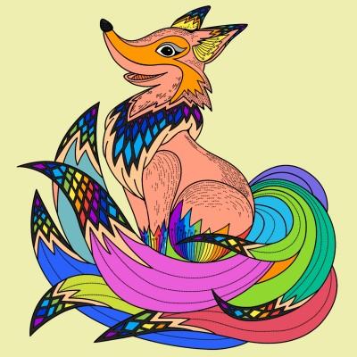 fox | ace | Digital Drawing | PENUP