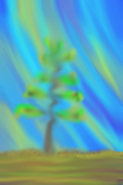 Landscape Digital Drawing | INayra | PENUP