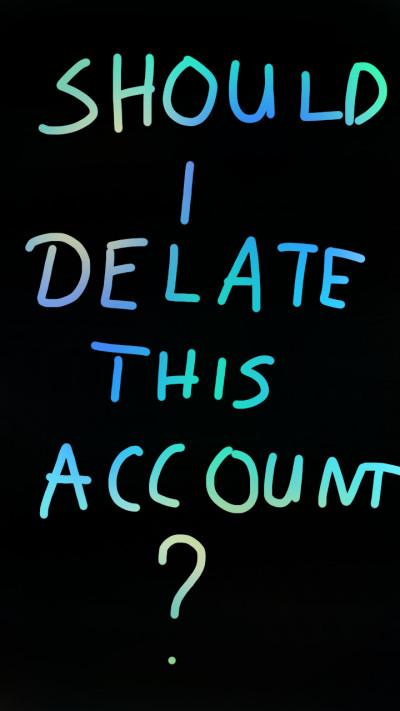 should I delete this Penup account??? | Niki | Digital Drawing | PENUP