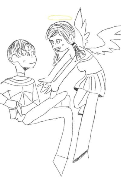이거.....뭐지?! ○•○?? | Nicole | Digital Drawing | PENUP