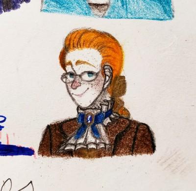 Young Pennsylvania (re-upload)    Alexandra_Opal   Digital Drawing   PENUP