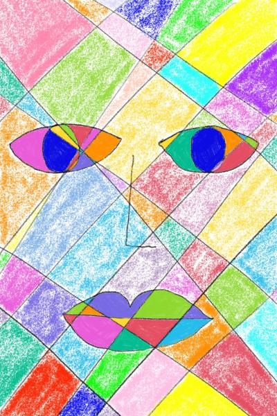Woman Abstract | Mikrokosmos.me | Digital Drawing | PENUP