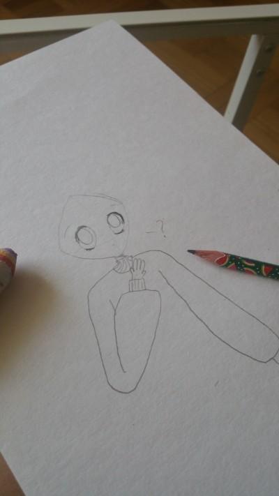 Portrait Digital Drawing   -Tamila-   PENUP