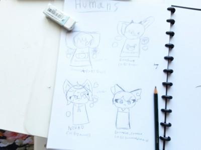 Hard mode Drawing be like : *the fanart*   .DeniseDrawing.   Digital Drawing   PENUP