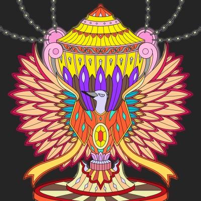 Phoenix Cup | ABHISHEKABY | Digital Drawing | PENUP