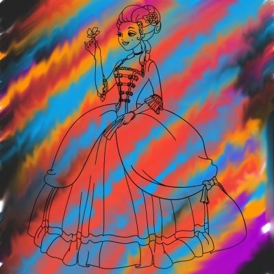 Coloring Digital Drawing   armita   PENUP