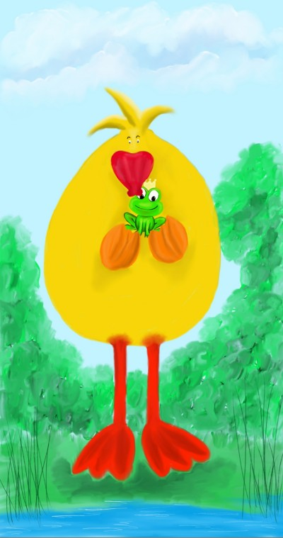 The Frog Prince ♡♡♡ | sherlock | Digital Drawing | PENUP