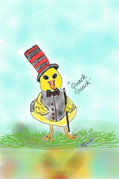 Dr. Quack   TeeTee   Digital Drawing   PENUP