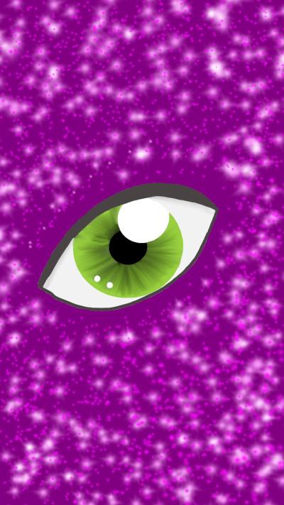 ~green eye~   Amelie_Sch   Digital Drawing   PENUP