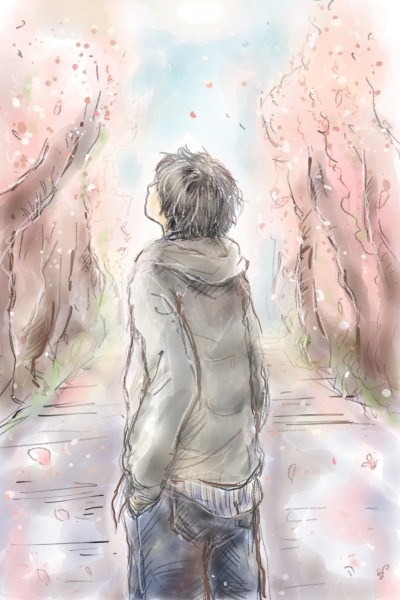 桜 | yuyuyu | Digital Drawing | PENUP
