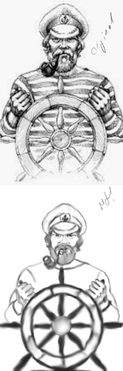 PENUP Digital Drawing   tunc25   PENUP
