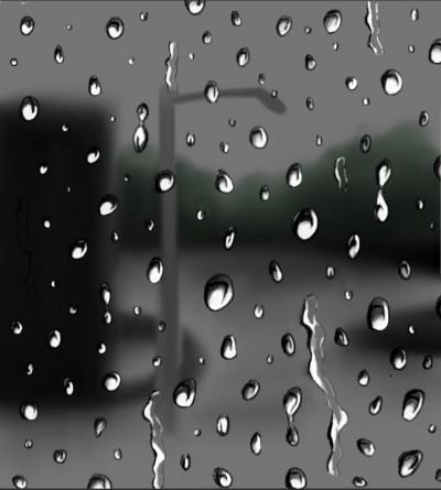 Rain | Briley | Digital Drawing | PENUP