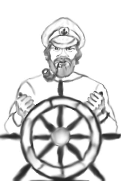 Sailor  | tunc25 | Digital Drawing | PENUP