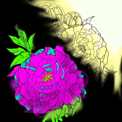 the clumsily done art work  | THE_BEST | Digital Drawing | PENUP