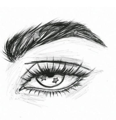 stars_eye  | iamlucy | Digital Drawing | PENUP