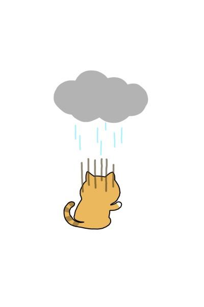 우울한 고양이씌 | Nayoung | Digital Drawing | PENUP