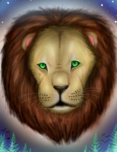 Roar   Cat_who_draws   Digital Drawing   PENUP