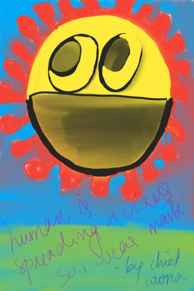 corona emoji | aminariyas | 작품 | PENUP