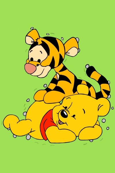Tigger & Pooh   MissyJ   Digital Drawing   PENUP