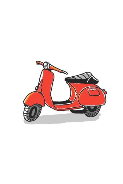 Bicycle | laary | Digital Drawing | PENUP