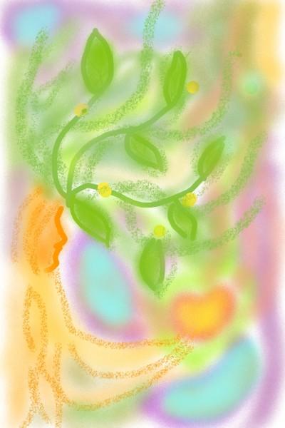 LA MADRE NATURALEZA   Jelexa   Digital Drawing   PENUP