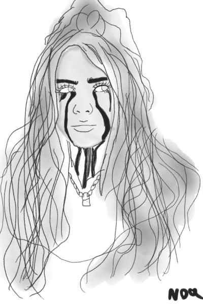Character Digital Drawing | noa | PENUP