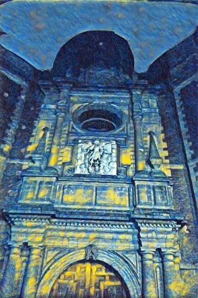 iglesia | santiagojhg | Digital Drawing | PENUP