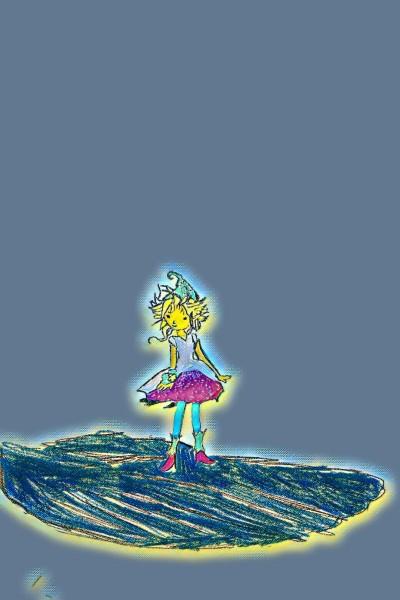 Is it pixie time? | CactusJones | Digital Drawing | PENUP