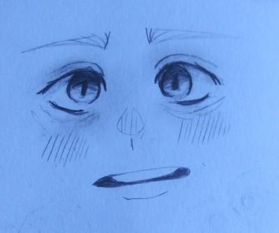 FACE!!! :3   koi   Digital Drawing   PENUP