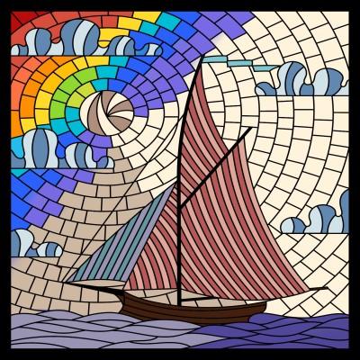 Noah's Arcadia  | MissLady | Digital Drawing | PENUP