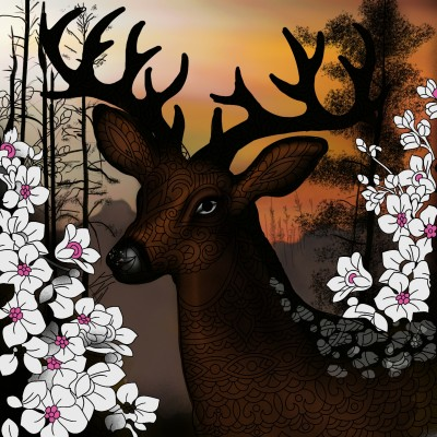 DEER,VENADO | ramdan1111 | Digital Drawing | PENUP