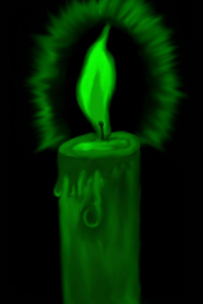 Candle  | Mark349 | Digital Drawing | PENUP