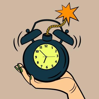 Clock... | Alexs | Digital Drawing | PENUP