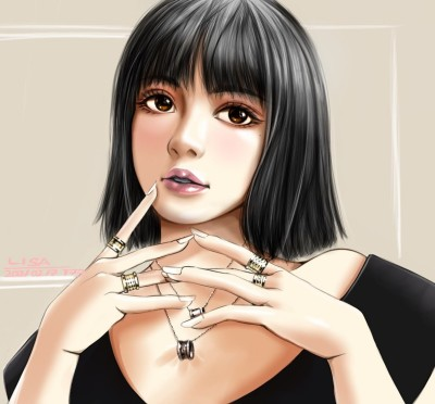 LISA  | tosi73 | Digital Drawing | PENUP