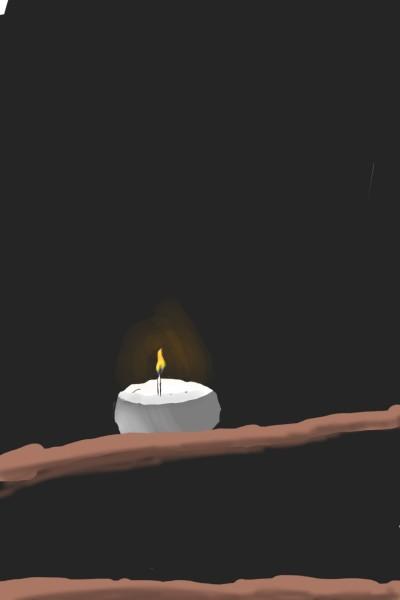 촛불   jiwonyeonwoo   Digital Drawing   PENUP