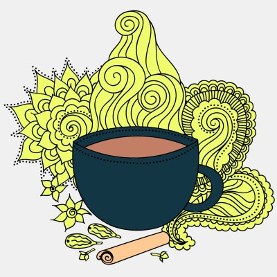 Cup of coffee... | Alexs | Digital Drawing | PENUP