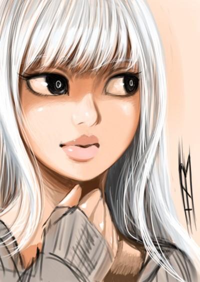 quick sketch 1jam  | tosi73 | Digital Drawing | PENUP