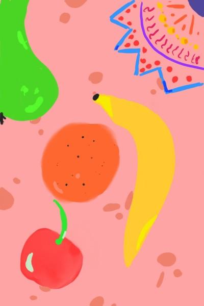 VYSHNIA & BANANA best friend   Korral_Flex   Digital Drawing   PENUP