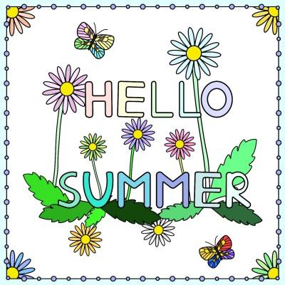 Summer | Judy | Digital Drawing | PENUP